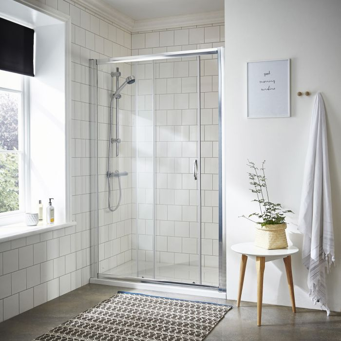 Glass Sliding Shower Doors